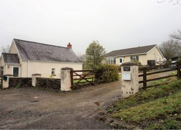 Thumbnail 4 bed detached bungalow for sale in Llansadwrn, Llanwrda
