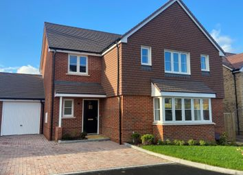 Thumbnail 4 bed detached house for sale in Orchard Green, Brogdale Road, Faversham