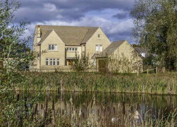 Thumbnail 5 bed detached house to rent in Nightingale Way, South Cerney, Cirencester