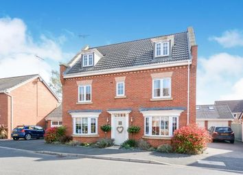 Thumbnail 5 bed detached house for sale in Mellors Road, Edwinstowe, Mansfield, .