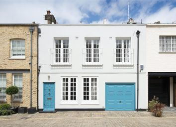 Thumbnail 3 bed mews house for sale in Hyde Park Gardens Mews, London