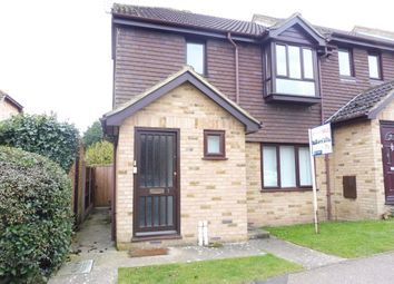 Thumbnail 2 bed flat to rent in Penhurst Close, Weavering, Maidstone