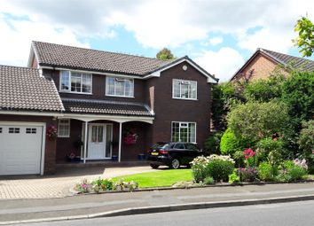 Thumbnail 4 bed detached house for sale in Briksdal Way, Lostock, Bolton