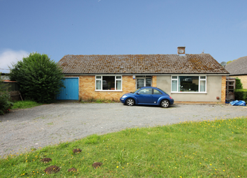 Thumbnail 3 bed detached bungalow for sale in Station Rd, Lincoln, Lincolnshire