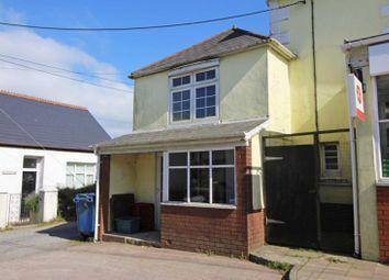 Thumbnail 2 bed semi-detached house for sale in Bradworthy, Holsworthy, Devon