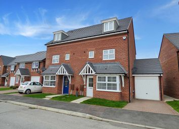 Thumbnail 3 bed semi-detached house for sale in 72, Abbotts Way, Consett, Durham