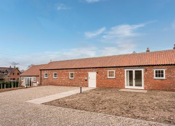 Thumbnail 3 bed detached house to rent in Red Barns, Wintringham, Malton