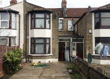 Thumbnail 4 bed terraced house to rent in Gwendoline Avenue, Upton Park