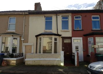 Thumbnail 2 bed terraced house to rent in Duke Street, Blackpool