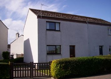 Thumbnail 2 bed semi-detached house to rent in Wardend Place, Elgin