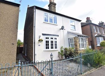 2 bed semi-detached house for sale in St. Johns Road, Epping CM16
