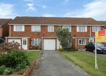 Thumbnail 3 Bed Terraced House For Sale In Meadow Close Thatcham