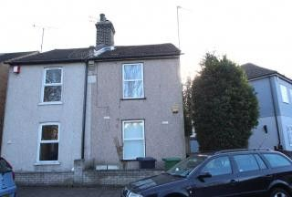 Thumbnail 1 bed flat for sale in Charles Street, Greenhithe, Kent