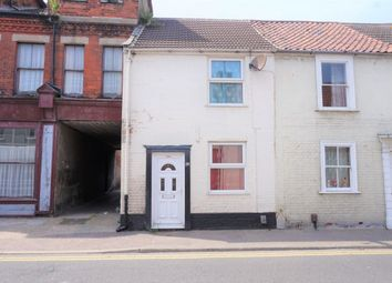 Thumbnail 2 bed terraced house for sale in High Street, Gorleston, Great Yarmouth
