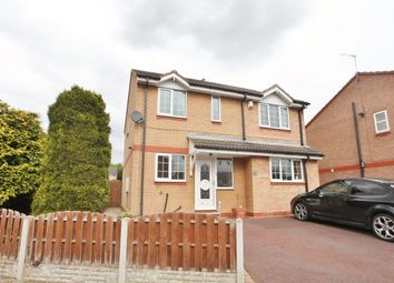 Thumbnail 4 bed detached house for sale in Millrace Drive, Goldthorpe, Rotherham