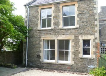 Thumbnail 2 bed semi-detached house for sale in Bellevue Road, Clevedon