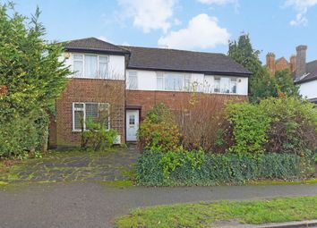 Thumbnail 7 bed detached house for sale in Lovelace Road, Long Ditton, Surbiton