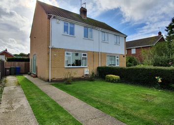 Thumbnail 3 bed semi-detached house for sale in East Street, Leven, Beverley