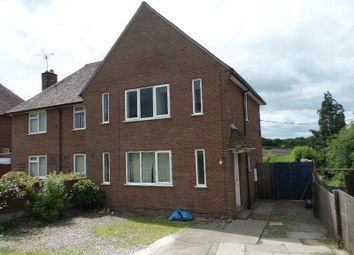 Thumbnail 3 bed semi-detached house to rent in Overdale Road, Ketley, Telford