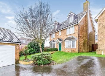 Thumbnail 5 bed detached house to rent in Ashcroft Road, Wainscott, Rochester