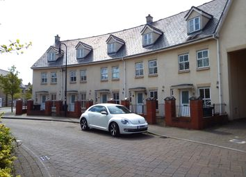 Thumbnail 4 bed town house to rent in Longridge Way, Weston Village Weston Super Mare