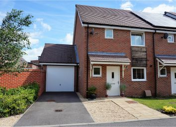Thumbnail 3 bed end terrace house for sale in Brunswick Place, Southampton