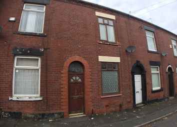 Thumbnail 2 bedroom terraced house to rent in Salford Street, Oldham