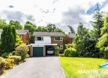 Thumbnail 4 bed detached house for sale in Greville Drive, Edgbaston
