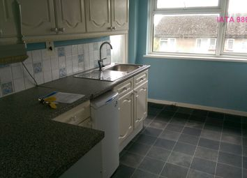 Thumbnail 3 bed flat to rent in St. Fagans Rise, Fairwater, Cardiff
