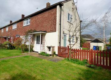 Thumbnail 3 bed end terrace house for sale in St. Davids Road, Brookenby, Binbrook, Market Rasen