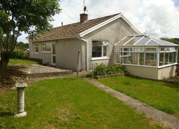 Thumbnail 4 bed detached bungalow for sale in Cyncoed, 7 Llys Owen, Dyffryn, Goodwick, Pembrokeshire