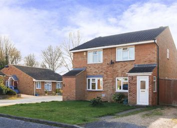 Thumbnail 2 bedroom semi-detached house for sale in Hilliard Drive, Bradwell Village, Milton Keynes, Bucks