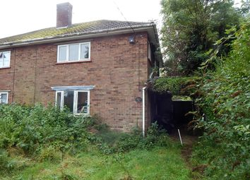 Thumbnail 2 bed semi-detached house for sale in 28 Hall Hill Road, Holbeach, Spalding, Lincolnshire