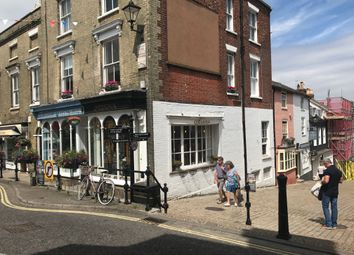 Thumbnail Retail premises for sale in 1 Gosport Street, Lymington