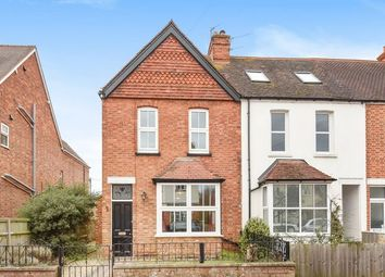 Thumbnail 4 bed semi-detached house for sale in Swinburne Road, Abingdon