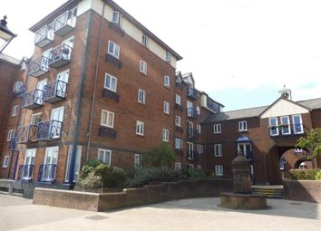 Thumbnail 1 bed flat to rent in Weavers House, Mannheim Quay, Maritime Quarter