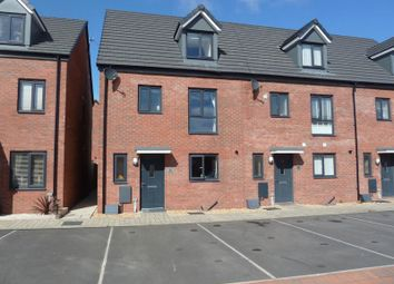Thumbnail 4 bedroom semi-detached house for sale in Haven Walk, Barry