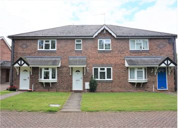 Thumbnail 1 bed terraced house for sale in The Sycamores, Lichfield