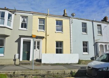 Thumbnail 2 bed terraced house for sale in Wellington Terrace, Falmouth