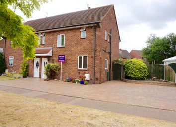 Thumbnail 2 bed semi-detached house for sale in Walnut Avenue, Doncaster