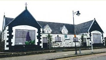 Thumbnail Commercial property for sale in Former Narberth County Primary School, Moorfield Road, Narberth