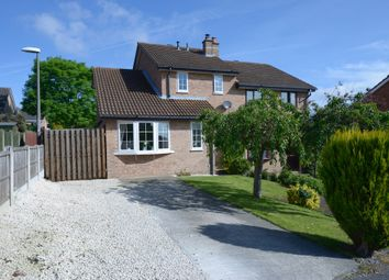 Thumbnail 3 bed semi-detached house for sale in Heathfield Close, Wingerworth, Chesterfield