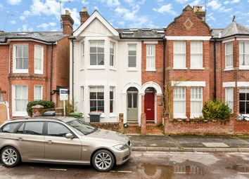 Thumbnail 4 bedroom terraced house to rent in Egbert Road, Winchester