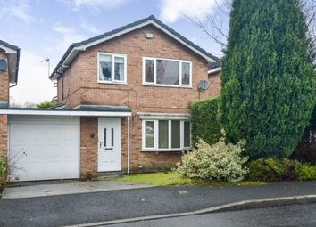 Thumbnail 3 bed detached house for sale in Hunt Fold Drive, Bury, Greater Manchester