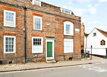 St. Margarets Street, Rochester ME1. 3 bed terraced house for sale