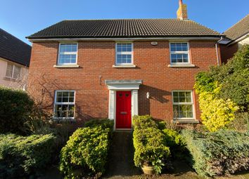 4 bed detached house for sale in Sheerwater Way, Stowmarket IP14