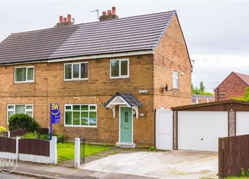 Thumbnail 3 bed semi-detached house for sale in Lake Side, Leigh, Lancashire