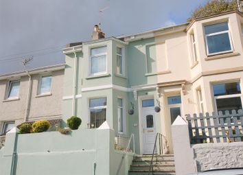 Thumbnail 2 bed terraced house for sale in Seaton Place, Plymouth