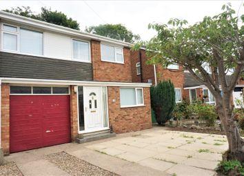 Thumbnail 3 bed semi-detached house for sale in Vine Close, Cottingham