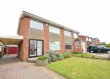 Thumbnail 3 bed property for sale in Gwendoline Close, Thingwall, Wirral